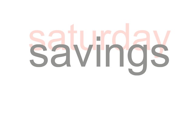 saturdaysavings