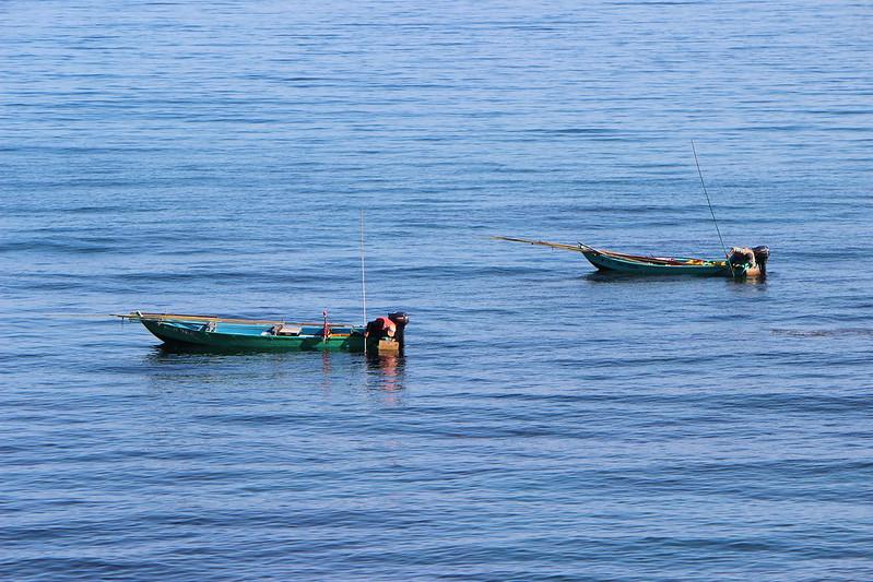 佐渡の漁師