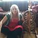 Me & my new Betty Roberts Wheel