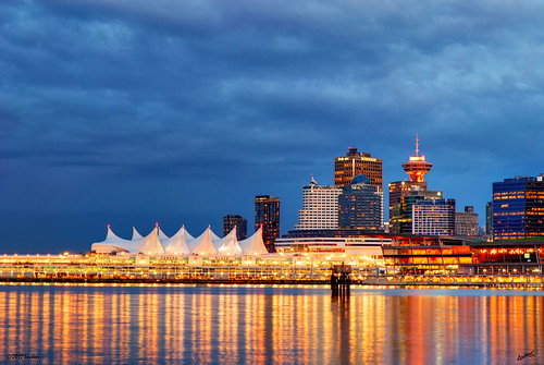 sunset canada skyline vancouver downtown cityscape bc nightscape britishcolumbia surreal stanleypark bluehour canadaplace hdr goldenhour vancouverdowntown hallelujahpoint soulocreativity3 soulocreativity4