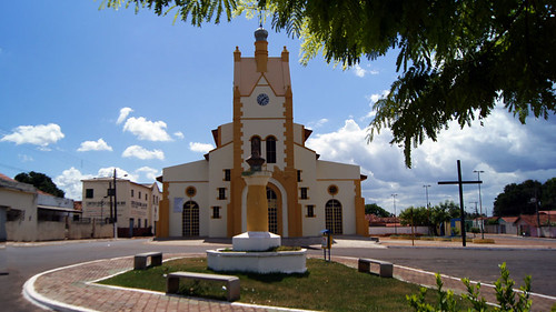 Tocantinópolis - TO - Catedral Nossa Senhora da Consolação