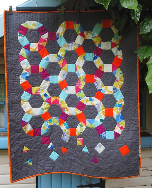 spring carnival - quilted