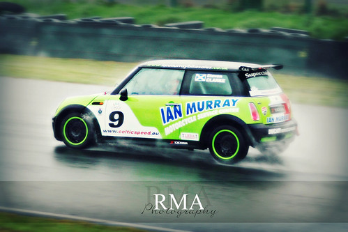Knockhill Race Track