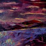 Paysage nocturne II
