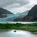 Mendenhall Lake & Waterfall by Luís Henrique Boucault