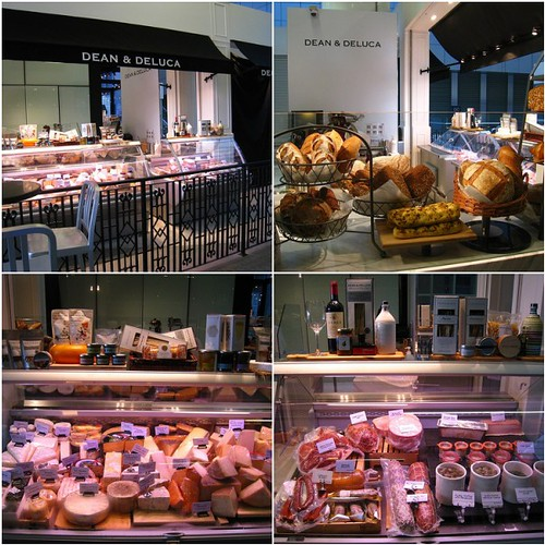 Dean & DeLuca's Cheese, Charcuterie and Bread Counters