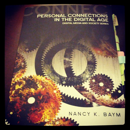 Personal Connections in the Digital Age #summerreading
