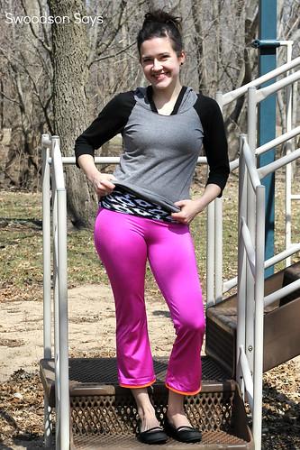 Greenstyle Everyday Yoga Pants