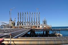 Santos Port Bonython Hydrocarbon Facility Jetty