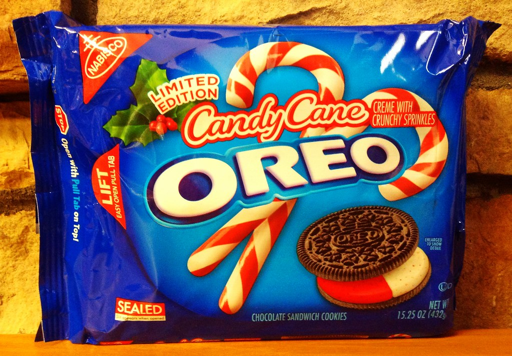 Oreo Cookies Oreo Cookies Candy Cane With Mike Mozart Of T Flickr