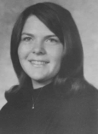 Mom - Senior Year of High School (1972/1973) 1