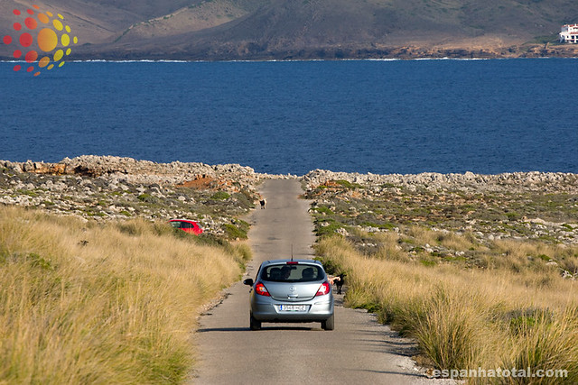 estrada comarcal