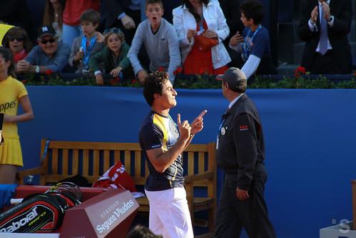 Cuartos de final entre Rafa Nadal y Nicolás Almagro