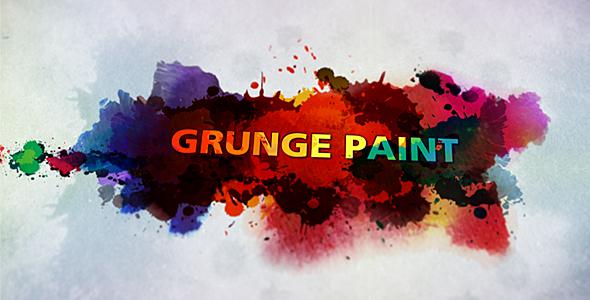 Grunge Paint - 1