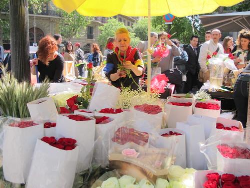 Barcelona Sant Jordi 2014