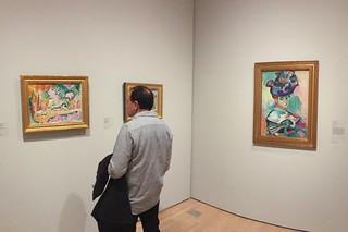 SF MoMA - Opening Floor 2 Matisse