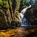 Zackelfall/Wodospad Kamieńczyka waterfall