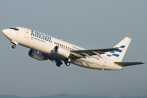 B733 - Boeing 737-3Q8