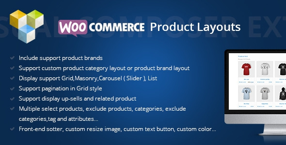 Woocommerce Products Layouts v2.2.25