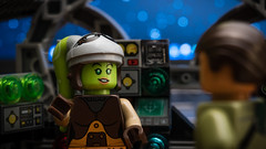 """""""There isn't a pilot in the Imperial fleet that can outrun me"""" _Hera Syndulla"""