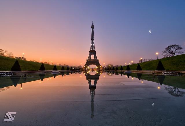 Parisian watch