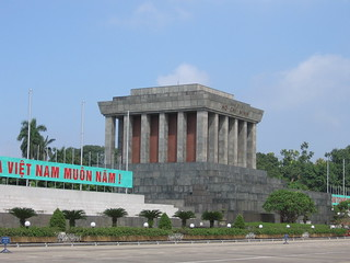 Monument to Ho Chi Min