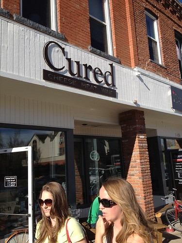 Cured, exterior