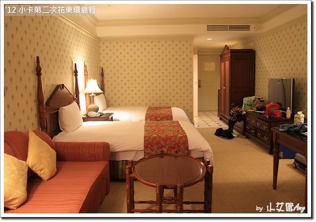 花蓮遠雄悅來大飯店精緻客房IMG_0856