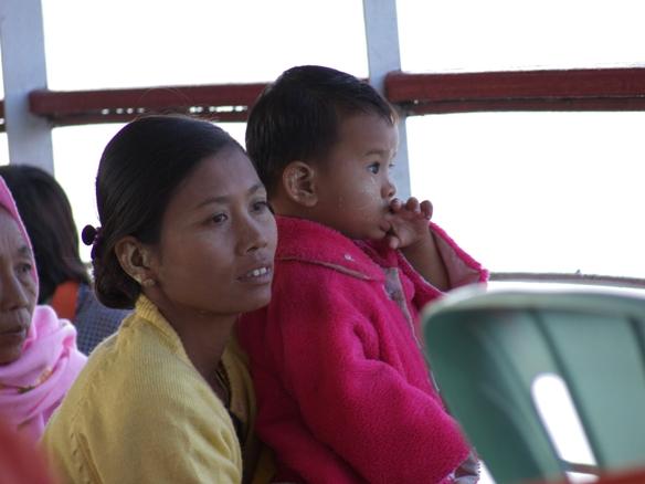 Verso Bagan