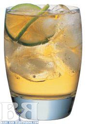 Tequila Gold Spritzer