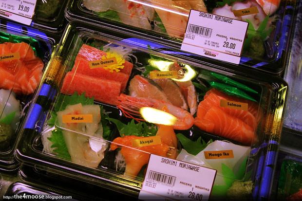 Savour 2012 - Sashimi