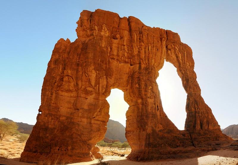 Elephant Rock Africa