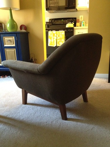 Mid-Century Modern Chair Re-Do