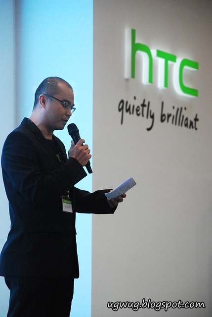 S K Wong, Country Manager - HTC Malaysia