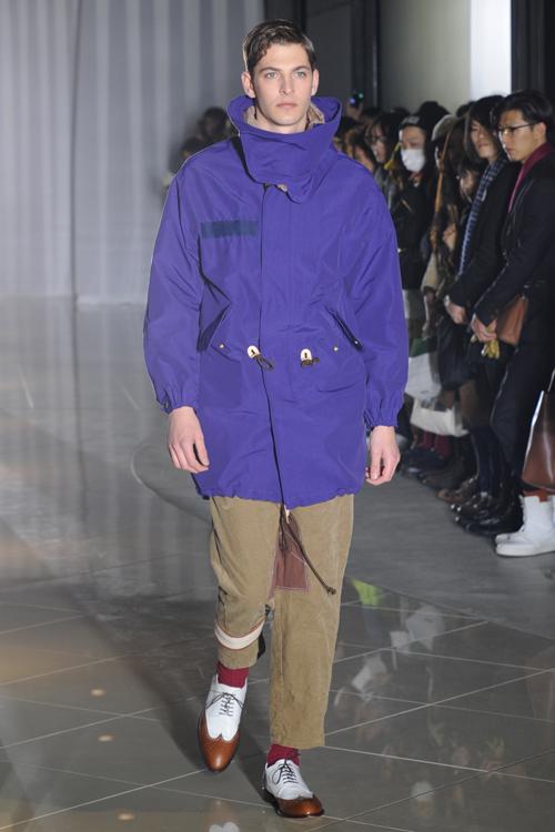 Maxime Bergougnoux3073_FW12 Tokyo The Dress & Co. HIDEAKI SAKAGUCHI(Fashion Press)