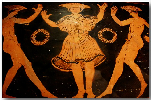 Ancient greek pottery decoration 48 flickr photo sharing for Ancient greek decoration