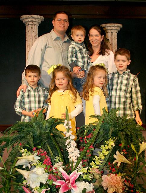 easter 015family