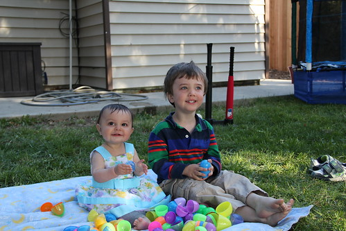The Easter babies