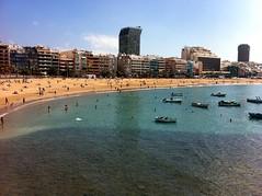 Gran Canaria - Las Canteras Beach