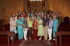 Group Photos at St. Landry Catholic Church - June 09, 2008