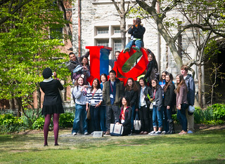 "10:51 am--We ""LOVE"" Penn!"