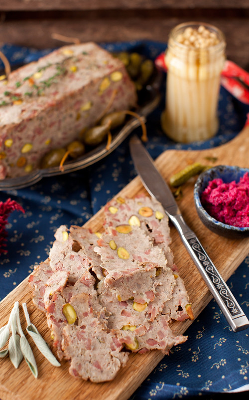 Country Pate Pistachios 5