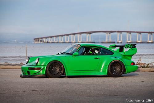 """""""Pandora One"""" RAUH Welt-BEGRIFF (RWB) Porsche for Total 911 Magazine by jeremycliff"""