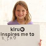 KLRU inspires me to ... read
