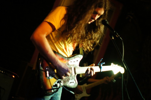 Kurt Vile, Brickside Festival, Duke Coffeehouse, Durham NC, 03/24/12