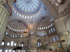 la mosquée bleue (détails)