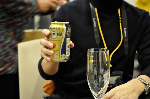 サントリー武蔵野ビール工場 ザ・プレミアム・モルツ講座
