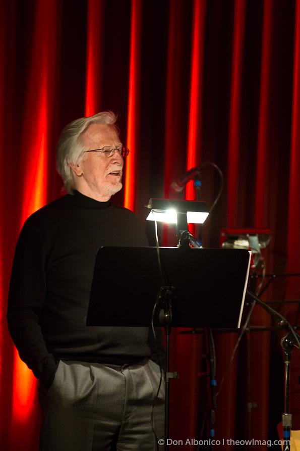 沃尔夫·拉森(Wolf Larson)@旧金山瑞典美国人大厅,2012年3月31日