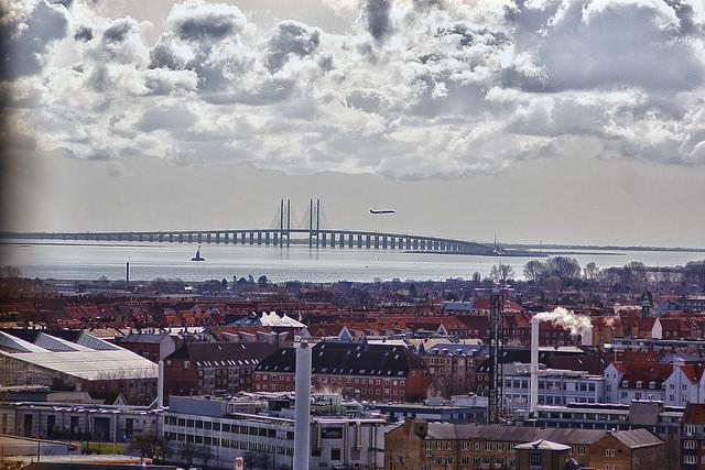 Arrival At Copenhagen