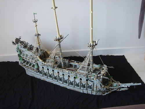 Lego Flying Dutchman